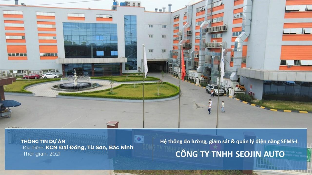 Công ty TNHH SEOJIN AUTO