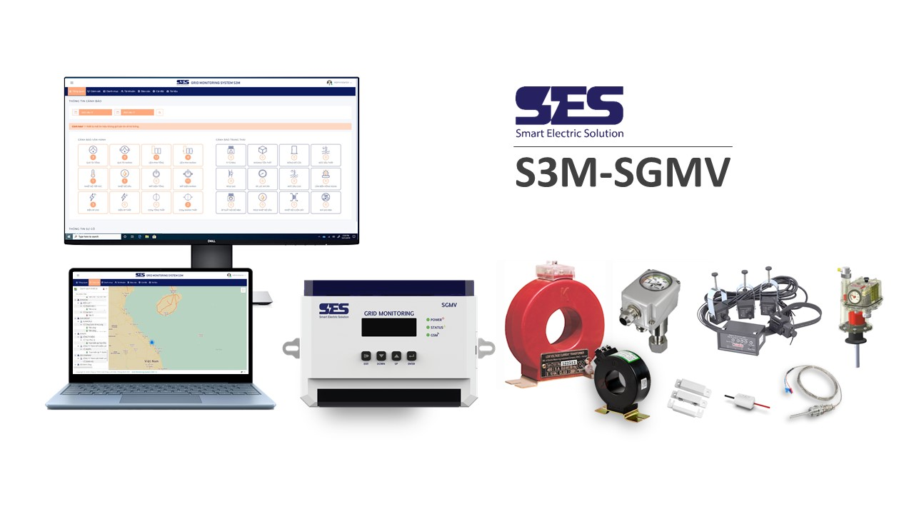 Giám sát trạm biến áp SGMV