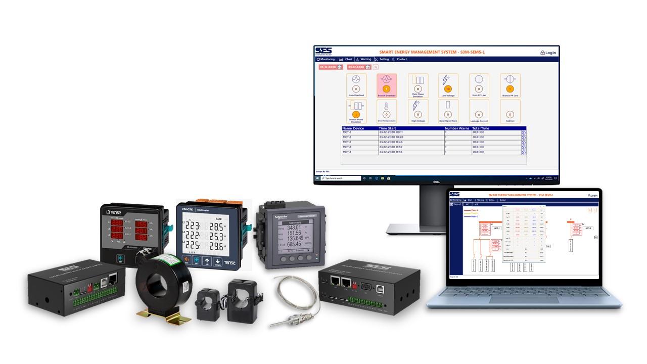 Hệ thống quản lý năng lượng PMS SEMS-L