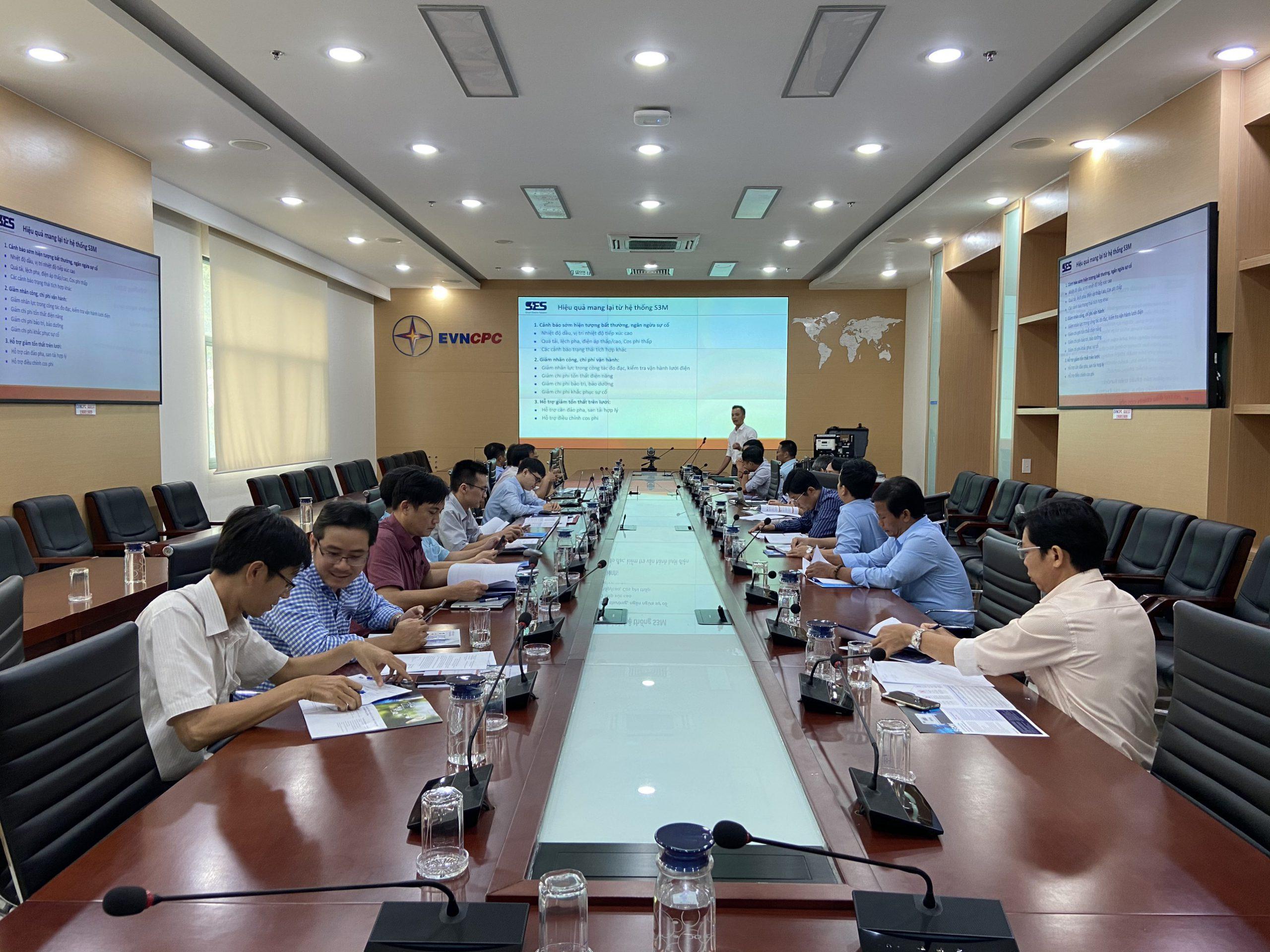 Hội thảo giải pháp quản lý, giám sát, đo lường trạm biến áp online