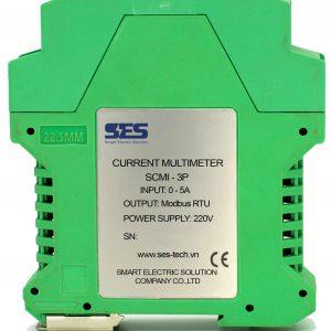 Đồng hồ đo dòng đa năng SCMI-3P