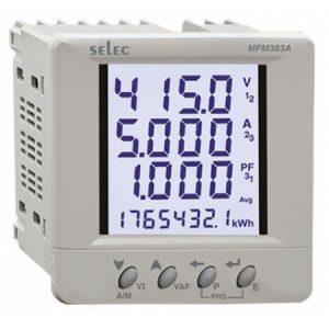 Đồng hồ đo đa năng Selec MFM383A series